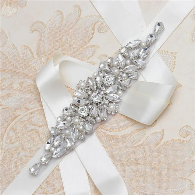 wedding sash belt|flower bridal belt|rhinestone belts wedding dresses